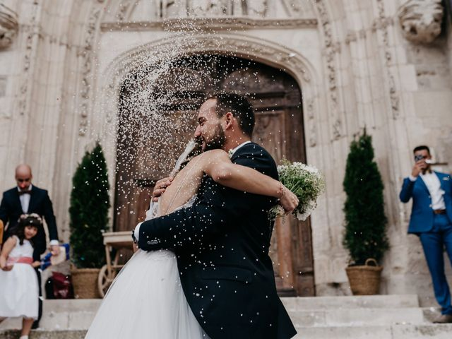 La boda de Jorge y Carmen en Burgos, Burgos 42
