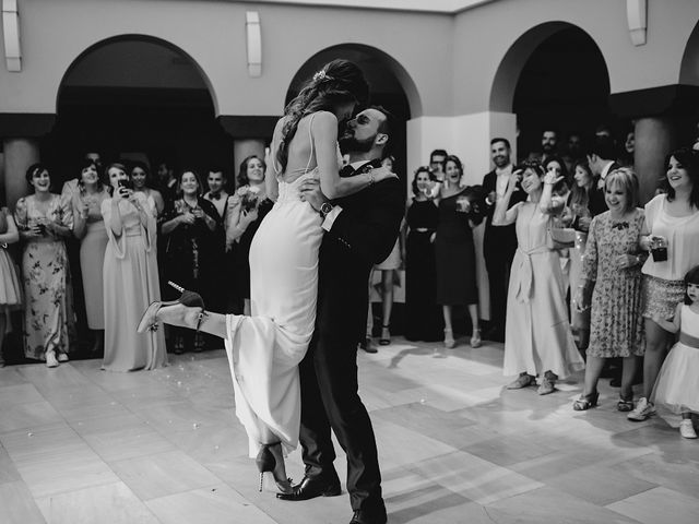 La boda de Jorge y Carmen en Burgos, Burgos 91