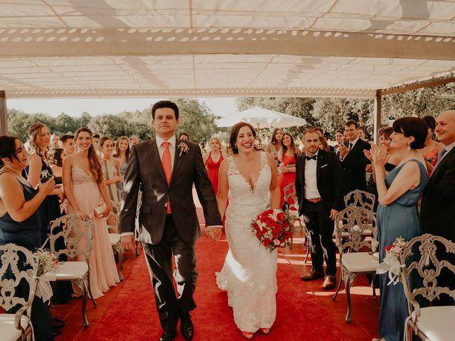 La boda de Xavier y Isabel en Santa Cristina D'aro, Girona 24