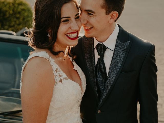 La boda de Xavier y Isabel en Santa Cristina D'aro, Girona 31