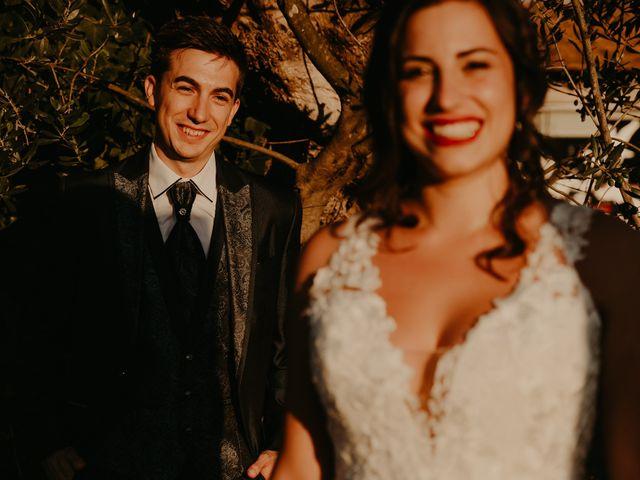 La boda de Xavier y Isabel en Santa Cristina D'aro, Girona 32