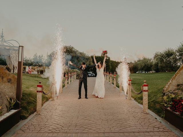 La boda de Xavier y Isabel en Santa Cristina D'aro, Girona 37