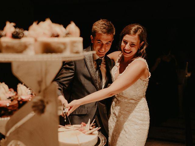 La boda de Xavier y Isabel en Santa Cristina D'aro, Girona 44
