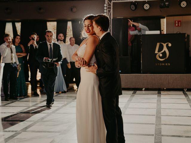 La boda de Xavier y Isabel en Santa Cristina D'aro, Girona 47