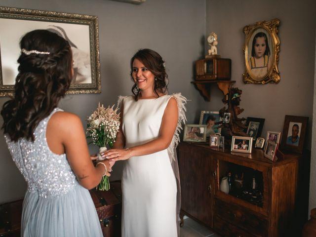 La boda de Miguel y Aroa en Coria, Cáceres 13