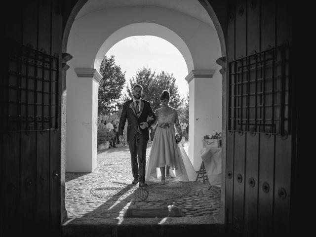 La boda de Miguel y Aroa en Coria, Cáceres 18