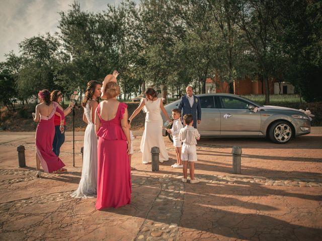 La boda de Miguel y Aroa en Coria, Cáceres 19