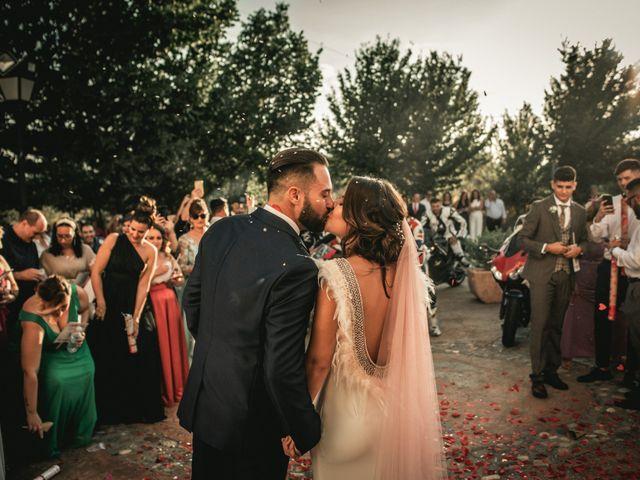 La boda de Miguel y Aroa en Coria, Cáceres 21