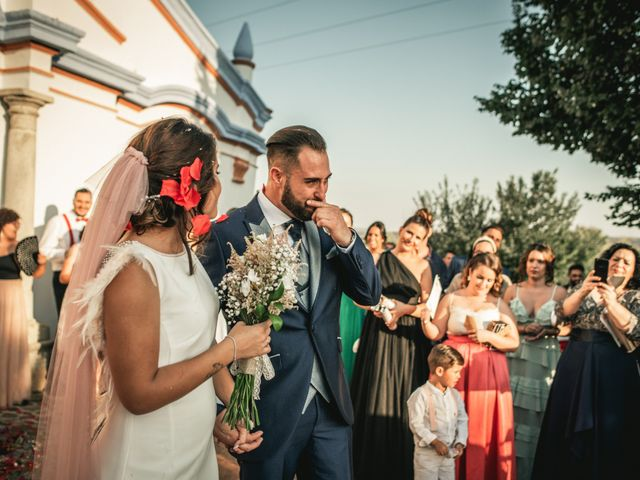 La boda de Miguel y Aroa en Coria, Cáceres 23