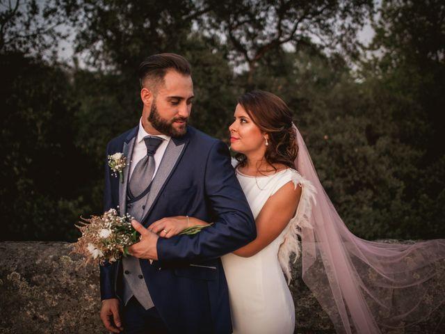 La boda de Miguel y Aroa en Coria, Cáceres 26