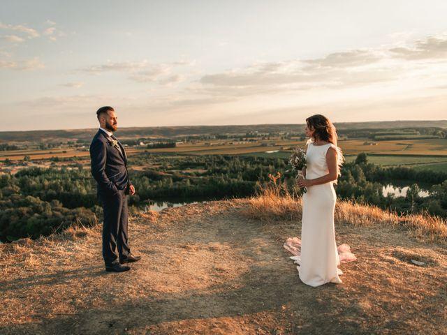 La boda de Miguel y Aroa en Coria, Cáceres 27