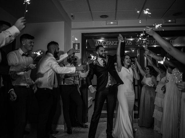 La boda de Miguel y Aroa en Coria, Cáceres 30