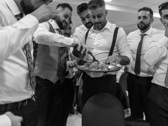 La boda de Miguel y Aroa en Coria, Cáceres 33