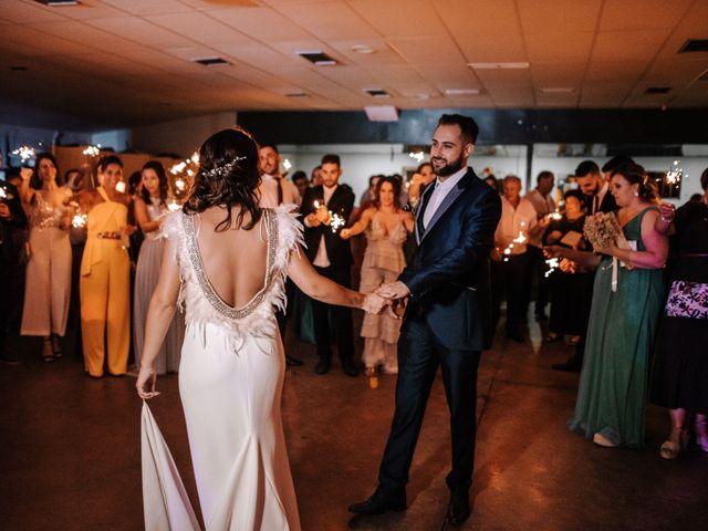 La boda de Miguel y Aroa en Coria, Cáceres 36