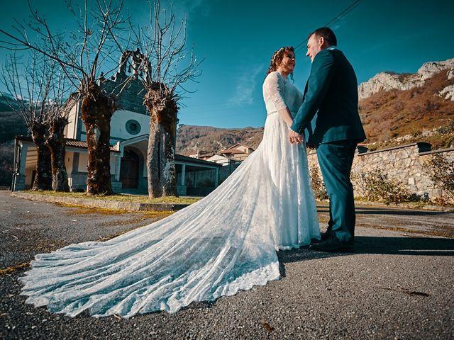 La boda de Jesus y Mariola en Pruvia (Llanera), Asturias 54