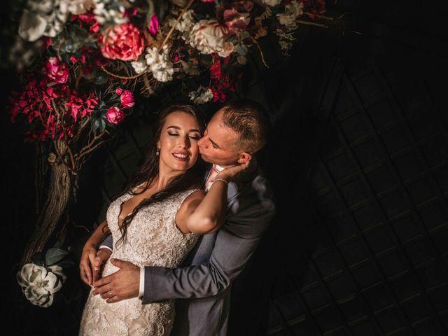 La boda de Christian y Natalie en Torre Del Mar, Málaga 1