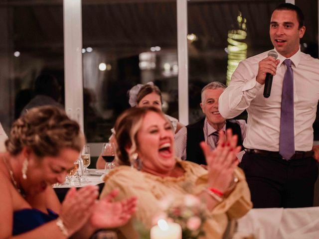 La boda de Christian y Natalie en Torre Del Mar, Málaga 23