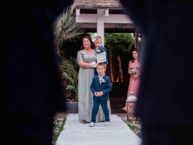 La boda de Christian y Natalie en Torre Del Mar, Málaga 32