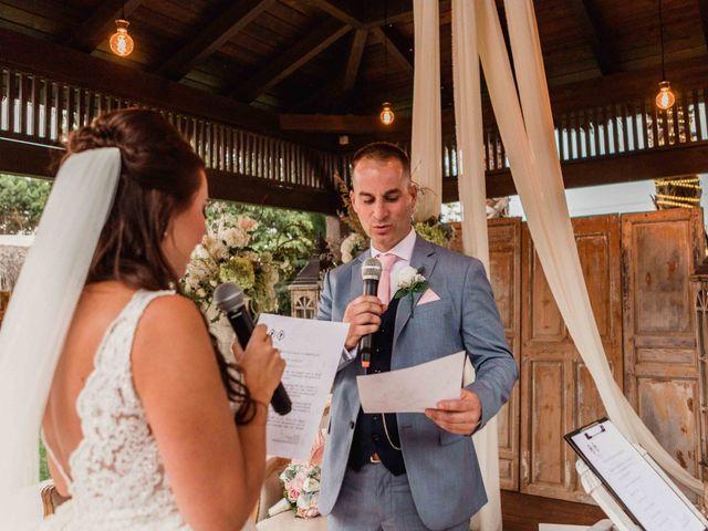 La boda de Christian y Natalie en Torre Del Mar, Málaga 34