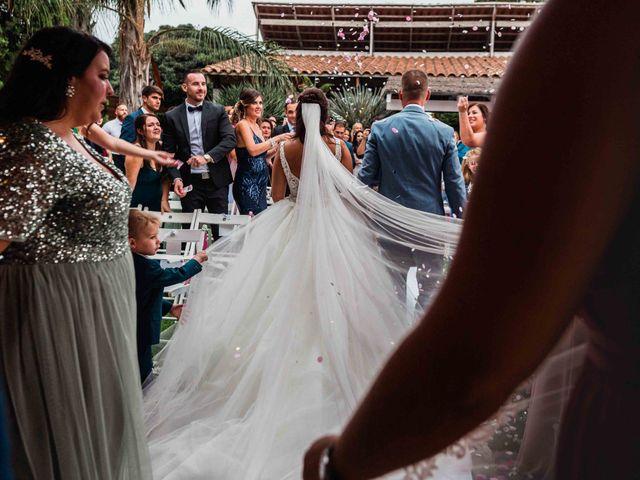 La boda de Christian y Natalie en Torre Del Mar, Málaga 40
