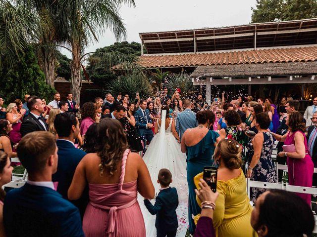 La boda de Christian y Natalie en Torre Del Mar, Málaga 41