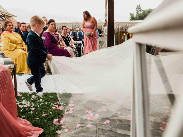 La boda de Christian y Natalie en Torre Del Mar, Málaga 44
