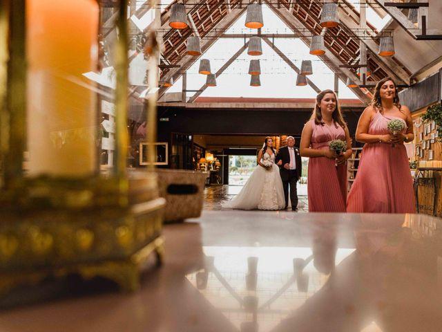 La boda de Christian y Natalie en Torre Del Mar, Málaga 45