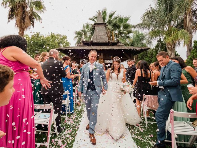 La boda de Christian y Natalie en Torre Del Mar, Málaga 47