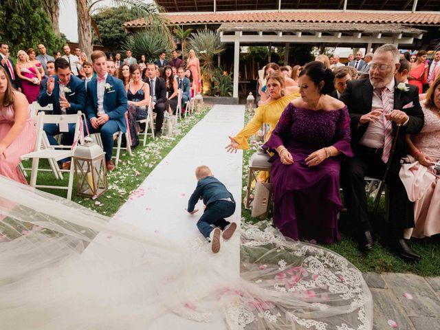 La boda de Christian y Natalie en Torre Del Mar, Málaga 48