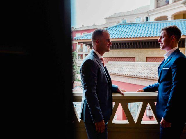 La boda de Christian y Natalie en Torre Del Mar, Málaga 58