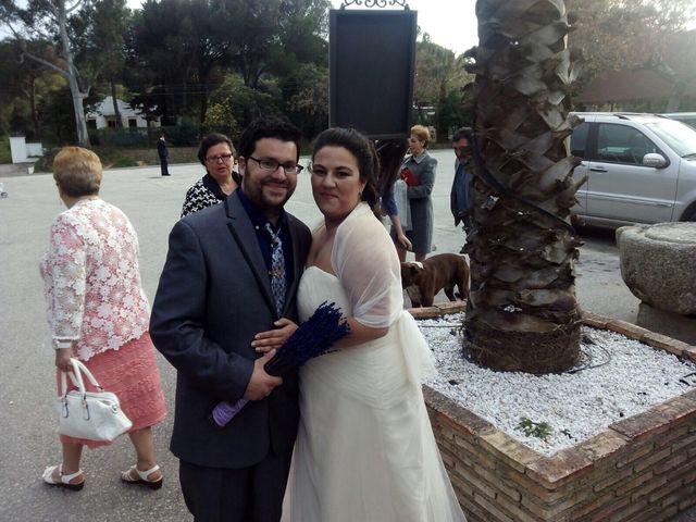 La boda de Noé y Laura en Santuario Virgen De La Cabeza, Jaén 1