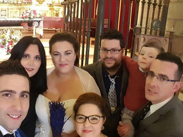 La boda de Noé y Laura en Santuario Virgen De La Cabeza, Jaén 3