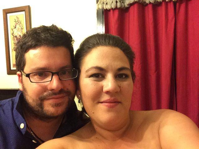 La boda de Noé y Laura en Santuario Virgen De La Cabeza, Jaén 5
