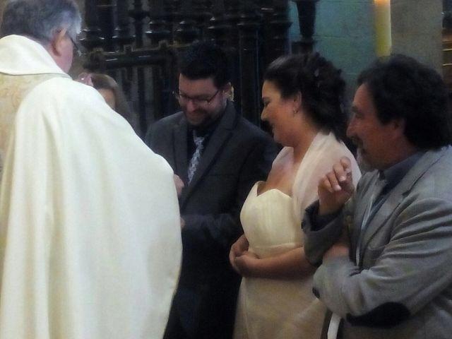 La boda de Noé y Laura en Santuario Virgen De La Cabeza, Jaén 7