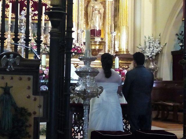 La boda de Noé y Laura en Santuario Virgen De La Cabeza, Jaén 9
