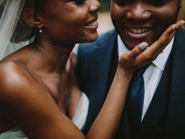 La boda de Ato y Gbemisola
