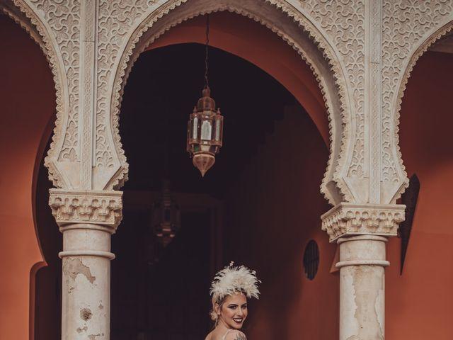 La boda de Javi y Cristina  en Sevilla, Sevilla 5