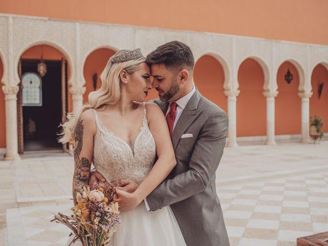 La boda de Javi y Cristina  en Sevilla, Sevilla 1