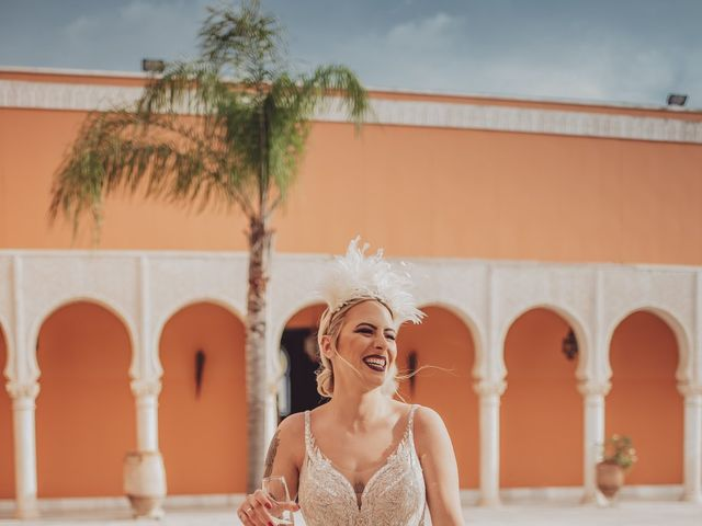 La boda de Javi y Cristina  en Sevilla, Sevilla 13