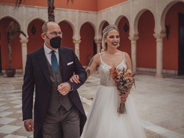 La boda de Javi y Cristina  en Sevilla, Sevilla 16