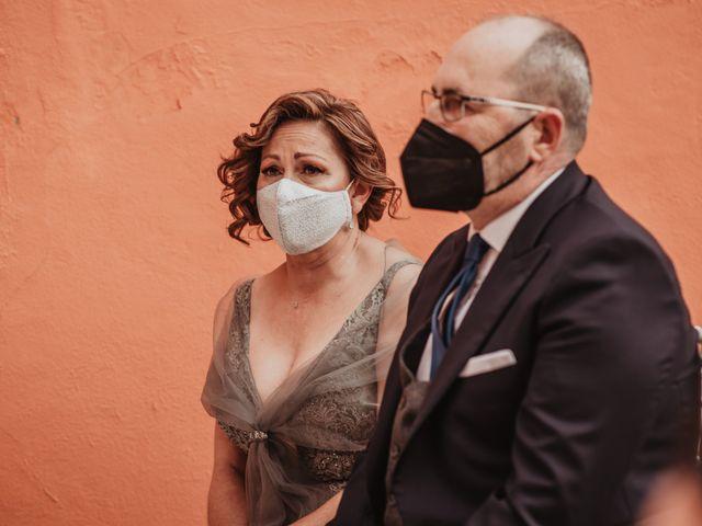 La boda de Javi y Cristina  en Sevilla, Sevilla 23