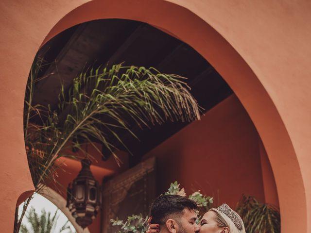 La boda de Javi y Cristina  en Sevilla, Sevilla 25