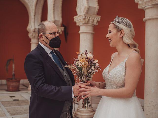 La boda de Javi y Cristina  en Sevilla, Sevilla 32