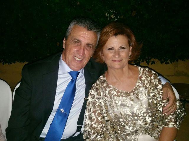 La boda de Francisco  y Melissa  en Coria Del Rio, Sevilla 1