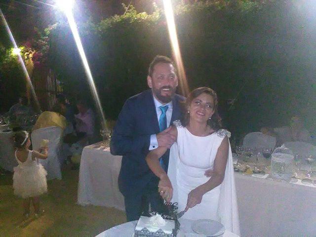 La boda de Francisco  y Melissa  en Coria Del Rio, Sevilla 2