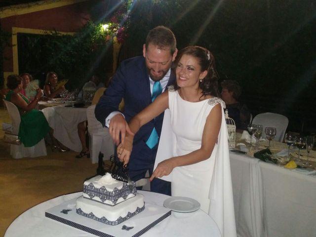 La boda de Francisco  y Melissa  en Coria Del Rio, Sevilla 6