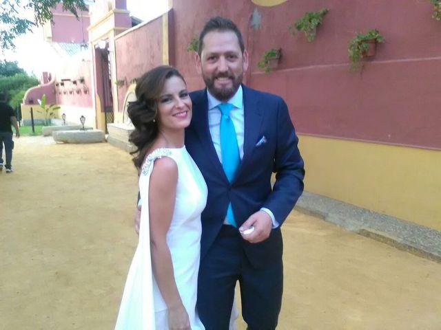 La boda de Francisco  y Melissa  en Coria Del Rio, Sevilla 7