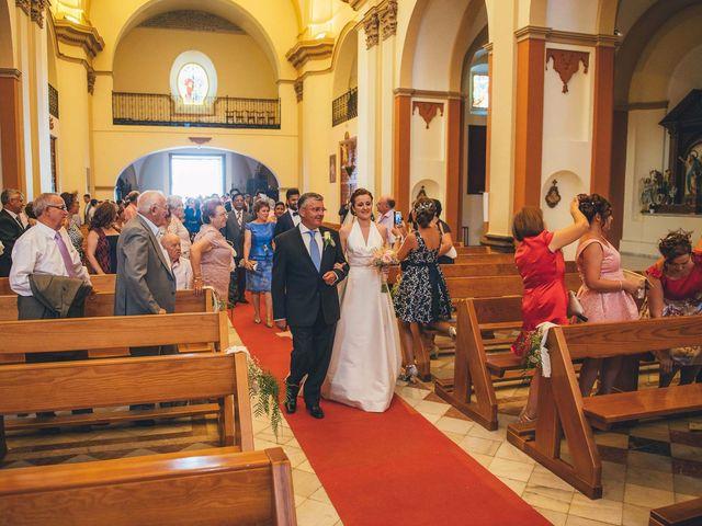 La boda de Mohit y Virginia en Villagarcia Del Llano, Cuenca 2