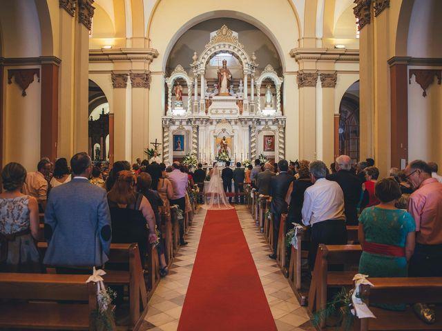 La boda de Mohit y Virginia en Villagarcia Del Llano, Cuenca 3