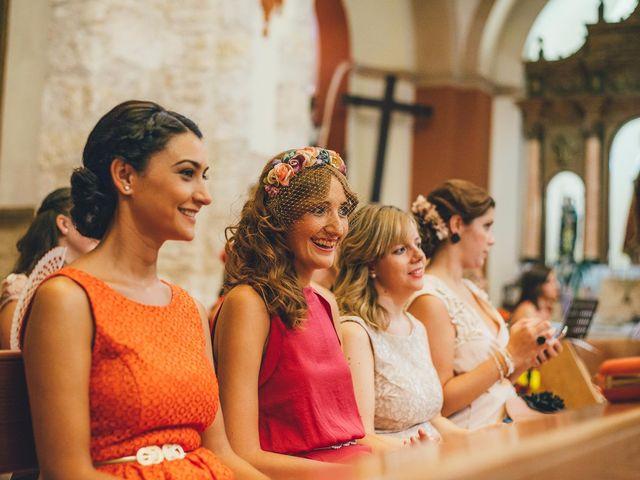 La boda de Mohit y Virginia en Villagarcia Del Llano, Cuenca 4